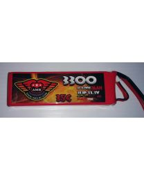 3300-35-3S - LiPo - 11,1Volts 35C