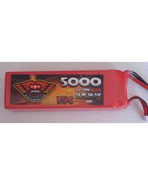 5000-35-5S - LiPo - 18,5Volts 35C
