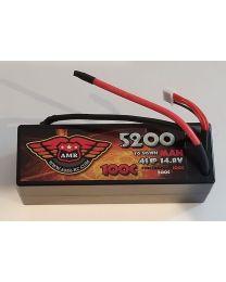5200mAh 14,8V 100C - HCase