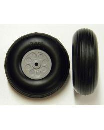 AMR PU wheels 3'' (inches)