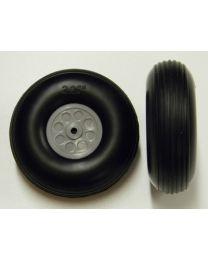 AMR PU wheels 3 1/4'' (inches)