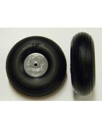 AMR PU wheels 3 1/2'' (inches)