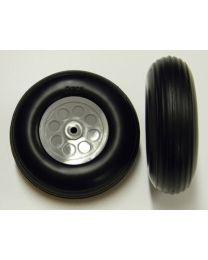 AMR PU wheels 3 3/4 (inches)
