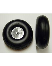 AMR PU wheels 5'' (inches)