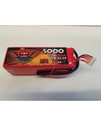 5000-35-6S - LiPo - 22,2Volts 35C