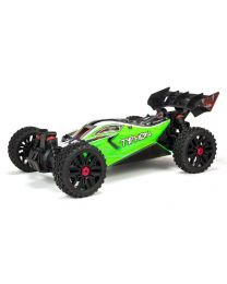 1/8 Typhon 4X4 550 Mega Brushed 4WD Buggy Green