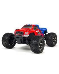 1/10 Granite 4X4 3S BLX 4WD MT (Red/Blue)