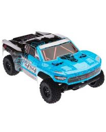 1/10 Senton Mega 4x4 SC Truck RTR Blu/Blk