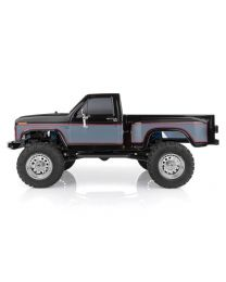 1/12 CR12 Ford F-150 Pick-Up RTR, Black