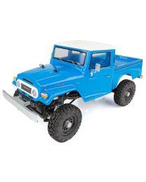 1/12 CR12 Toyota FJ45 Pickup Blue