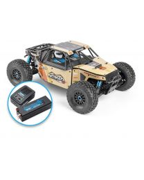 Limited Edition Nomad DB8 RTR LiPo Combo Beige