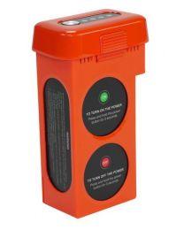 Battery - LiPo 14,8V - 4S - 4900mAh