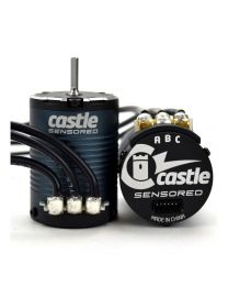 4-Pole Sensored BL Motor, 1406-2850Kv 060-00070-00