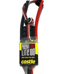 Phoenix Edge Lite 100 25V 100-Amp ESC w/5-Amp BEC