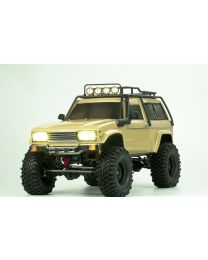 1/10 FR4 Demon 4x4 RTR Kit - Blue