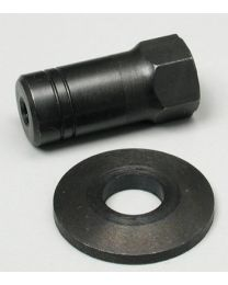 ADAPTER NUT LONG  3/8-24