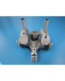 DLE-60cc Twin Gas Engine