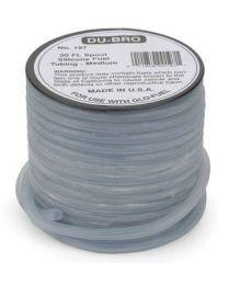50 ft. Medium Super Blue Silicone Tubing #197