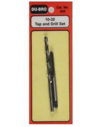 Tap & Drill Set 10-32