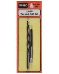 Tap & Drill Set 1/4-20