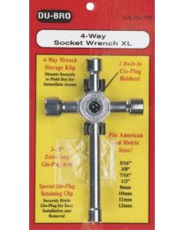 4-WAY SOCKET WRENCH XL