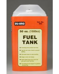 50 Oz. Fuel Tank 1500cc #692
