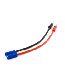 EC5 Male Charge cable, 12AWG
