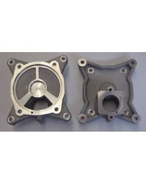 Rear crankcase half/backplate - 210BRV-J