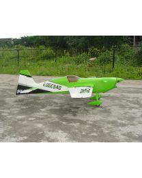 "EDGE 540 100CC 107"" CF version E540-06 Green White"