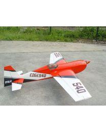 """EDGE 540 30CC 73"""" CF version E540-05 Red White"""
