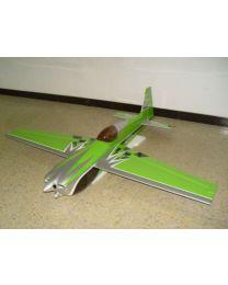"EDGE 540 30CC 73"" CF version E540-CH5 Green Silver"
