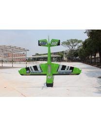 "37% 107"" Edge 540 V3 100-120cc  Green Print ARF"