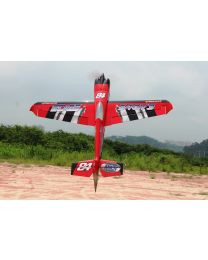 "31% 92"" Edge 540 V3 50-60cc Red Print ARF"