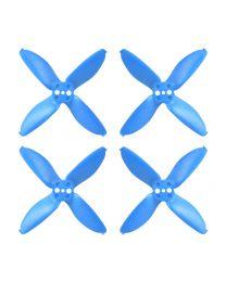 Avan 2035 4-Blade Propellers (1.5mm Shaft) - Blue