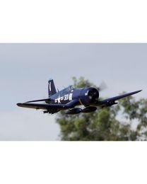 FMS F4U Corsair, Blue, PNP, 1700mm
