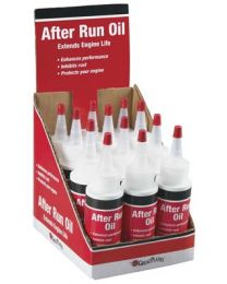 AFTER RUN OIL