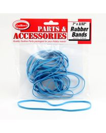 "7""x3/32"" Rubber Band - Pack of 10 pcs"
