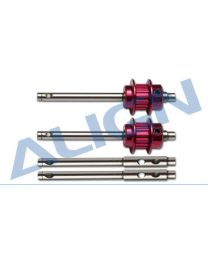 470L Metal Tail Rotor Shaft Assembly