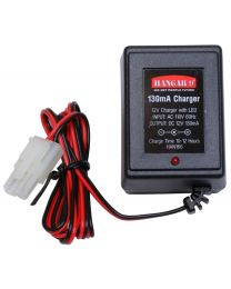130mA Charger - 12V with Tamya Molex connector