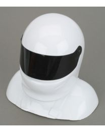 30-33% Painted Pilot Helmet White
