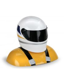 25-28% Painted Pilot Helmet Sundowner