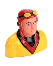 1/9  Pilot, \'Hank\' with Helmet & Goggles