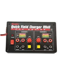 QUICK FIELD CHARGER MKII 12VDC