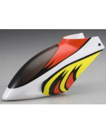 CANOPY RED AXE 400 3D RTF