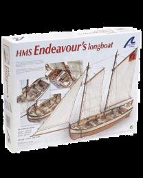 1/50 Endeavour's Longboat