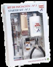 27007 Beginner's Tool Set for Ship Builders