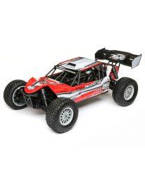 1/10 TENACITY Desert Buggy, AVC, Red/Grey: 4WD RTR
