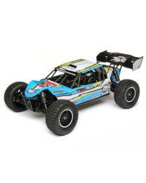 1/10 TENACITY Desert Buggy, AVC, Blue/Ylw: 4WD RTR