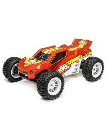 22S ST Brushless RTR, AVC, Red/Yellow: 1/10 2WD