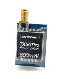 Lumenier TX5GPro Mini 600mW 5.8GHz TX w/ Power Switch